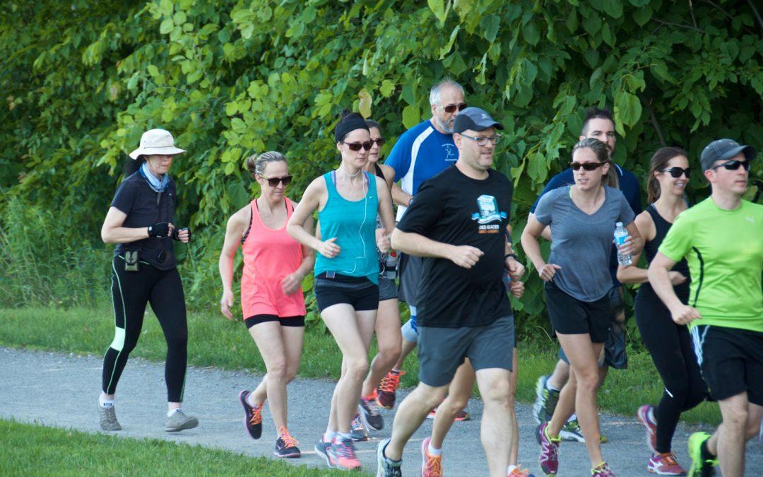 «Fun run» du dimanche aux Salines pour l'été