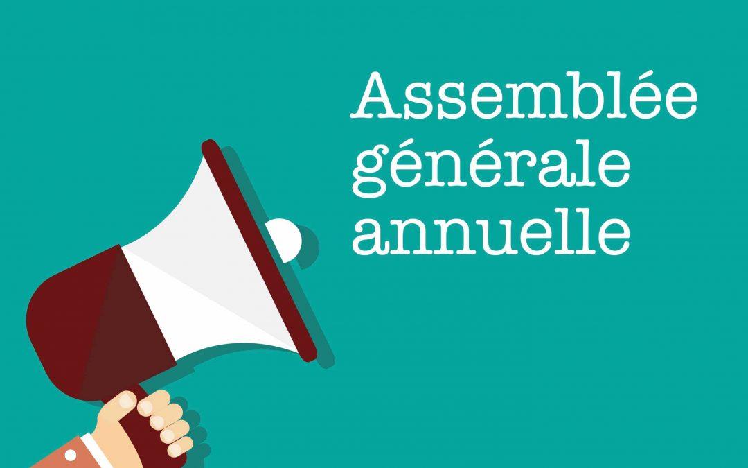 Assemblée générale annuelle des membres